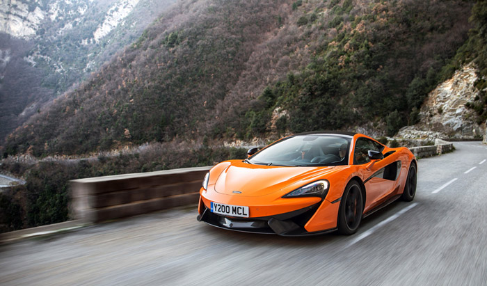 Sky AdSmart help McLaren launch first TV ad campaign